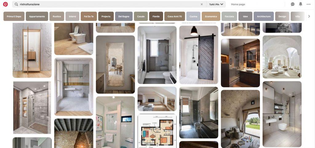 Idee ristrutturazione casa su Pinterest